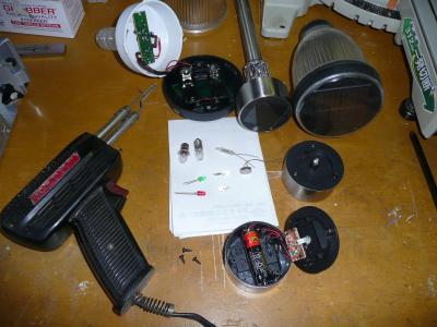 ランプ修理1