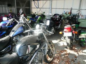 20バイク達