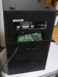 28アンプ修理