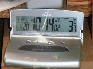 28作業場温度