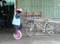 13M子一輪車1
