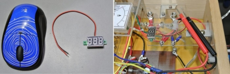DIY14_12_4 ディジタル電圧計