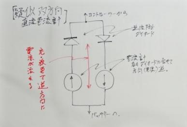 DIY14_12_2 双方向電流計原理