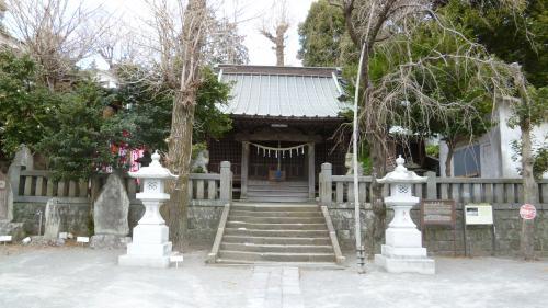 小田原の神社