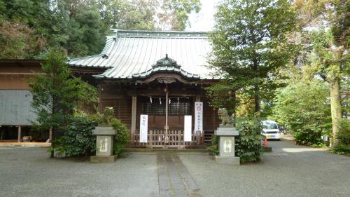 小田原 久野の神山神社