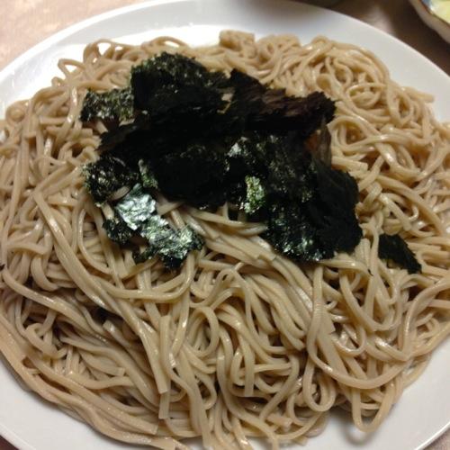4布海苔蕎麦
