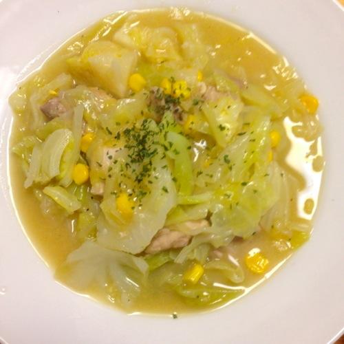 3まんまるスープ