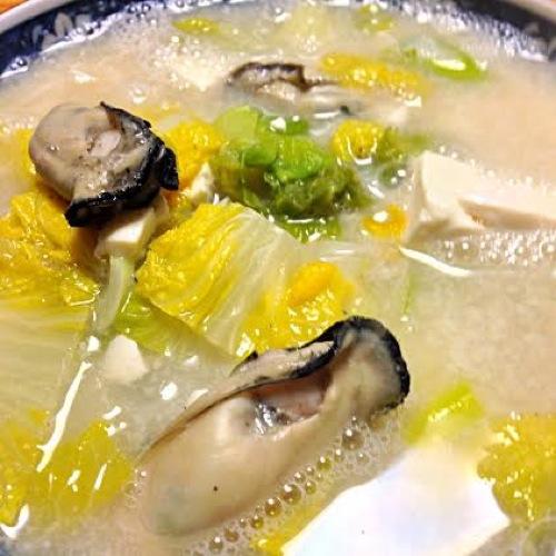 3牡蠣スープアップ
