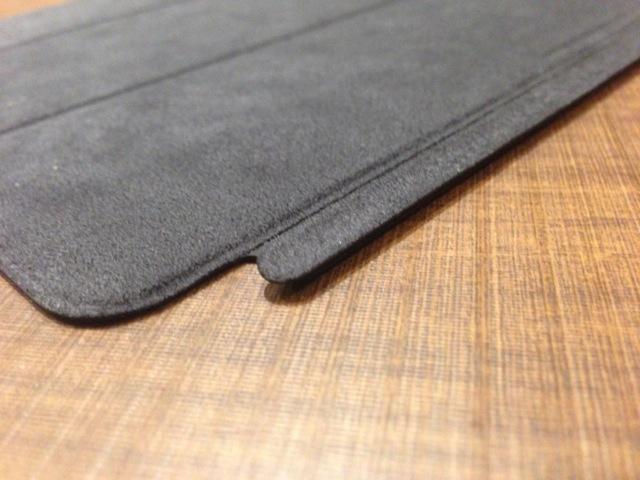 iPad Air スマートカバー ヒンジ02
