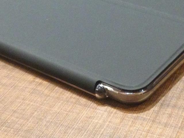 iPad Air スマートカバー ヒンジ05