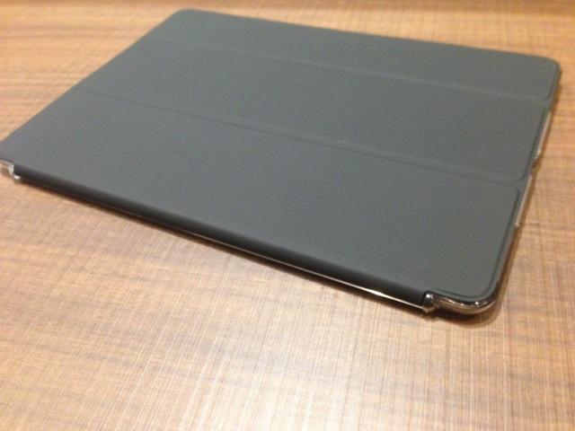 iPad Air スマートカバー ヒンジ06