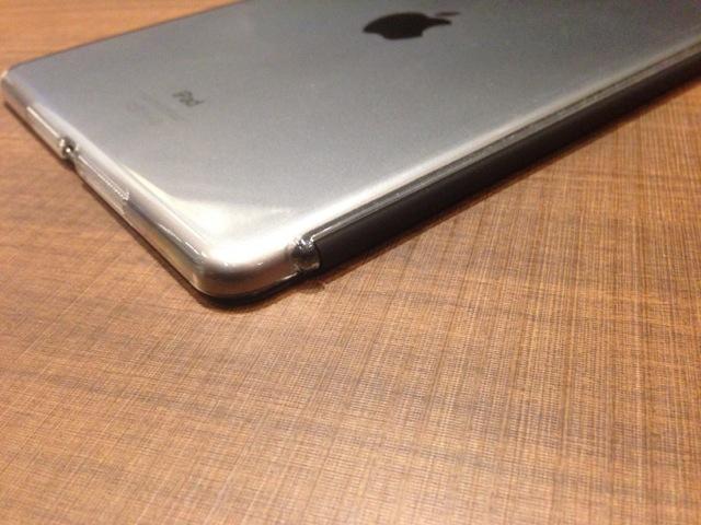 iPad Air スマートカバー ヒンジ07