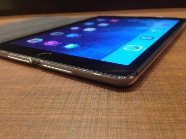 iPad Air スマートカバー ヒンジ09
