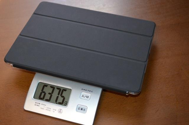 iPad Air スマートカバー ヒンジ1