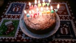 チョコレートケーキ セリカ製