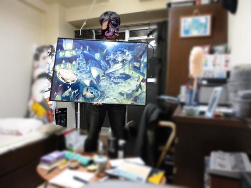 特大ポスター