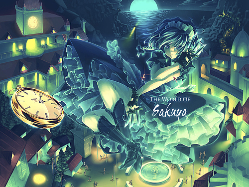 The world of SAKUYA