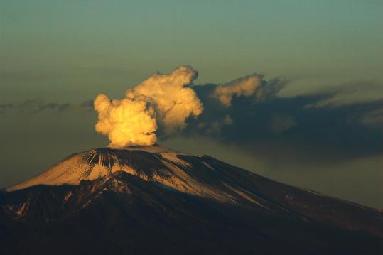 004 2009.01.08-浅間山-01