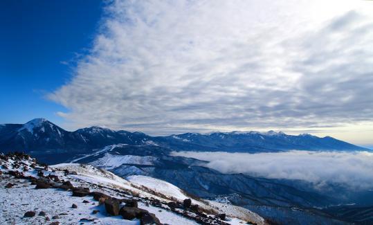 005 2008.01.21-山頂からの八ヶ岳