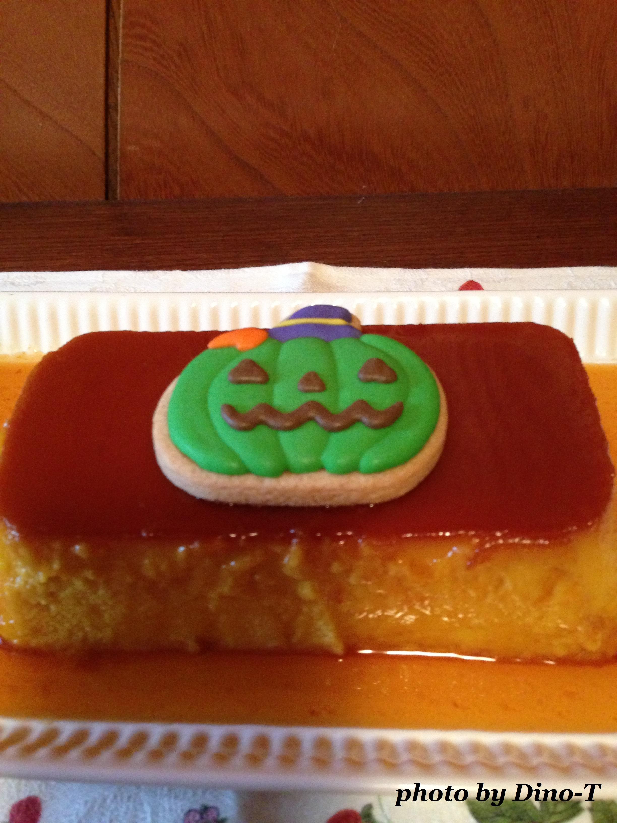 かぼちゃプリン2