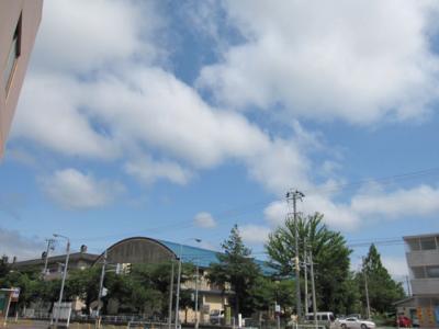 7月20日(水)の天気