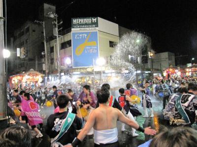 2011年神明社祭典