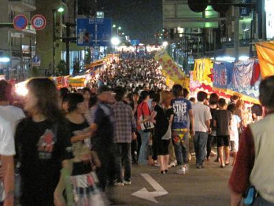 2011年 神明社祭典