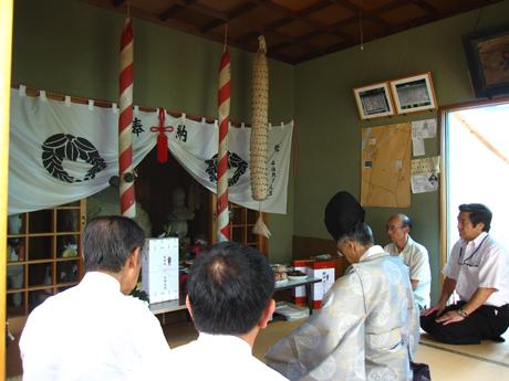 錦神社祭典5