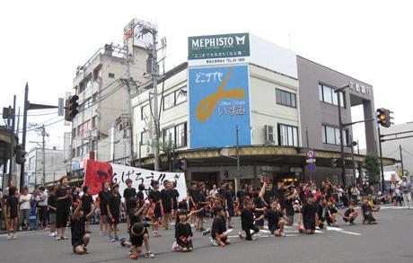 神明社例祭2
