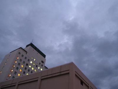 11月16日(火)の天気