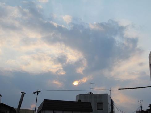3月30日(水)の天気