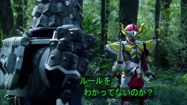鎧武ep11 1