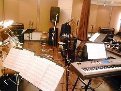 スタジオ。