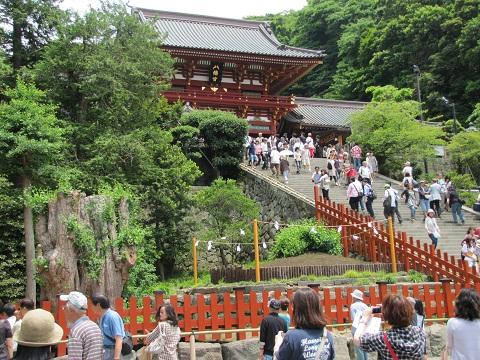 oreoな遠足in鎌倉