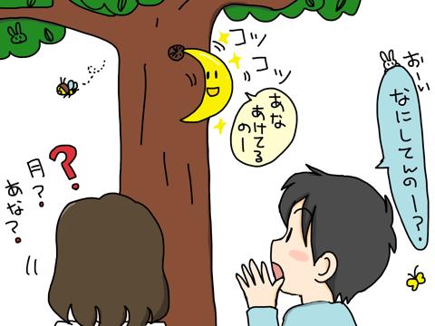 キツツキ(変換後)