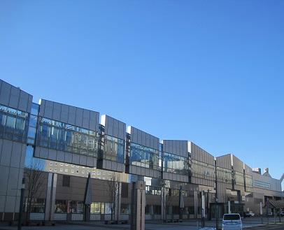 201411帯広駅