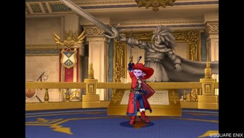 140120 1343 グランゼドーラ城 勇者の聖壇