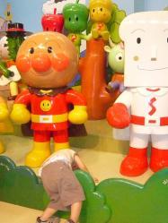 20100813アンパンマンミュージアム3