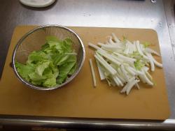 白菜ウインナークリームペンネ29