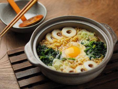 金の麺鍋焼きラーメン05