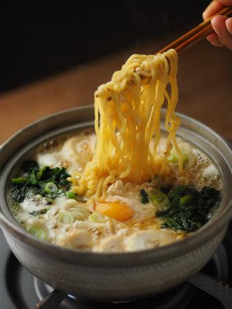 金の麺鍋焼きラーメン17