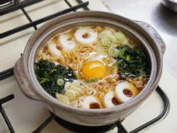 金の麺鍋焼きラーメン34