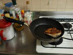 鶏むね肉ペッパーチキン27