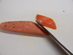 フルブラ柿サーモンマリネ50