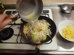 金の麺チャンポン25