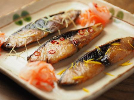 ぶりの味噌漬焼き33