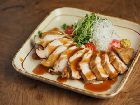 炊飯器で鶏むね肉の鴨ロース29