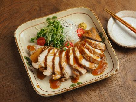 炊飯器で鶏むね肉の鴨ロース33