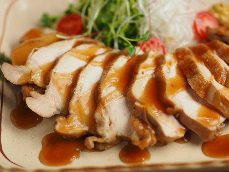 炊飯器で鶏むね肉の鴨ロース37