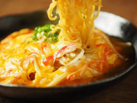 金の麺天津ラーメン19